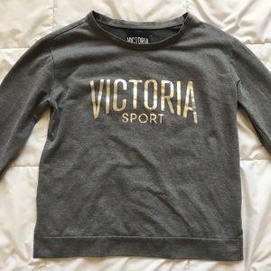 NEW Victoria's Secret Sport Sweatshirt Size M